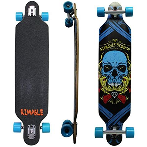 lowest price rimable drop through longboard 41 inch africa pattern free shipping 11street