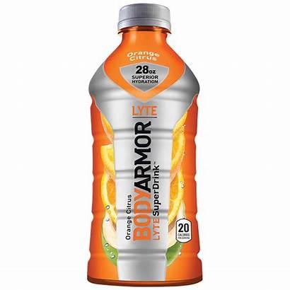 Orange Lyte Oz Bodyarmor Citrus Superdrink Pack