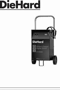 Schumacher Battery Charger 200 71230 User Guide