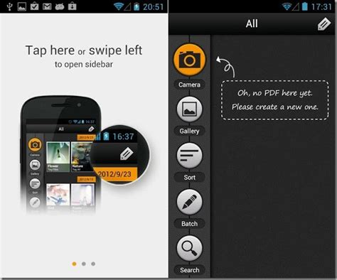 convert  scan documents  android devices  scan