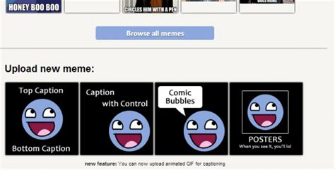Quick Meme Generator - free online meme generators now create your own meme and trolls awesome stuffs