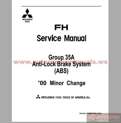 free online auto service manuals 1996 mitsubishi truck windshield wipe control mitsubishi fuso 1996 2001 fh service manuals auto repair manual forum heavy equipment