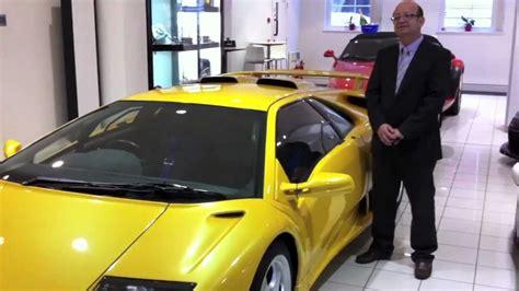 Bob Forstner. Lamborghini Diablo Jota R. - YouTube