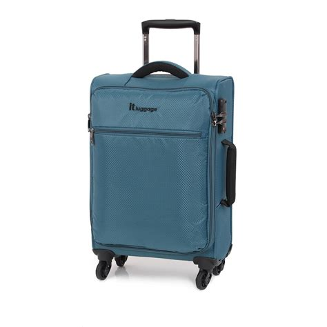 Light Weight Luggage by It Carry On Luggage The Lite Trolley Cabin Bag Lightweight