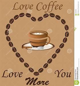 Love Coffee Royalty Free Stock Photo - Image: 28639355