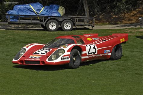 1970 Porsche 917 Image. Chassis Number 917.023. Photo 36 Of 86