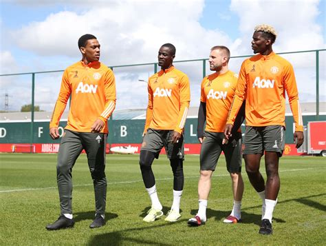 Predicted Manchester United line-up v Fulham - United In Focus