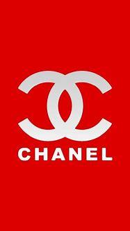 Channel logo red | Chanel fashion, Chanel, Channel logo