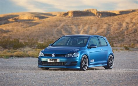 Volkswagen Golf R Tuning by Volkswagen Golf 7 By H R Vw Tuning Mag