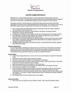 10 sample company policy templates free premium templates With company security policy template