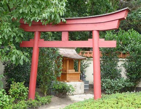 Japanischer Garten Tor by Torii Aus Holz Shop Japan Gardens Design