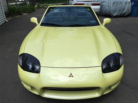 mitsubishi 3000gt yellow 1000 images about 3000gt spyder vr4 on pinterest pearls