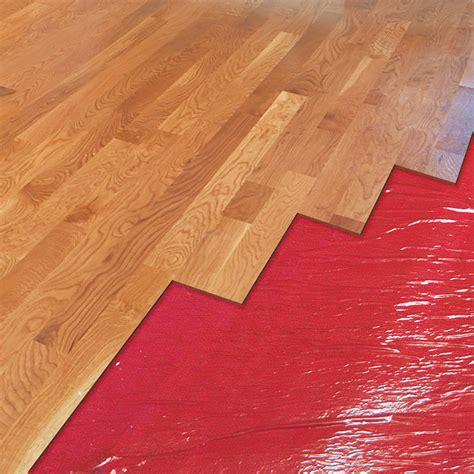 Floor Muffler Underlayment Home Depot by How To Install Blackjack Underlayment