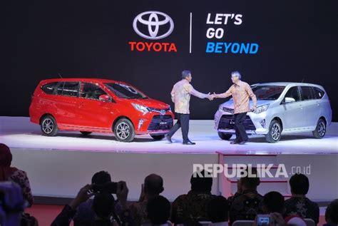 Toyota Calya Picture by Avanza Dan Calya Paling Laku Di Booth Toyota Republika