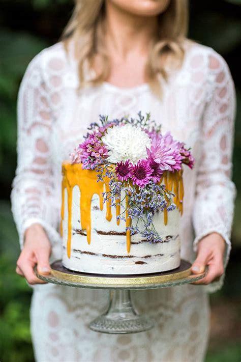 vintage floral wedding inspiration