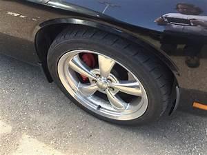 Used 2009 Dodge Challenger Srt8 Manual Trans Rear Wheel