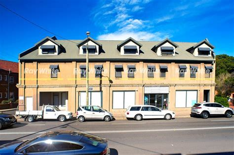 commercial offices property sold ashfield nsw shop