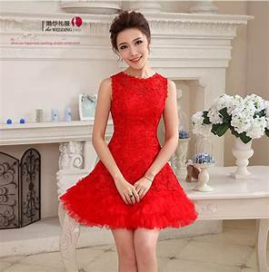 red wedding reception dress With red dress for wedding reception