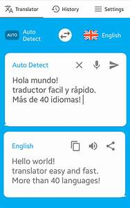 Translator - Fast and Easy - Android Apps on Google Play
