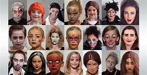Karneval Schminken Tiere : karneval fasching schminken make up vorlagen ideen ~ Frokenaadalensverden.com Haus und Dekorationen