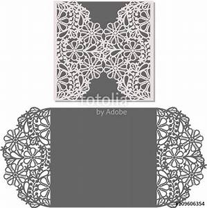 quotpaper cut out card laser cut pattern for invitation card With laser cut wedding invitations vector free