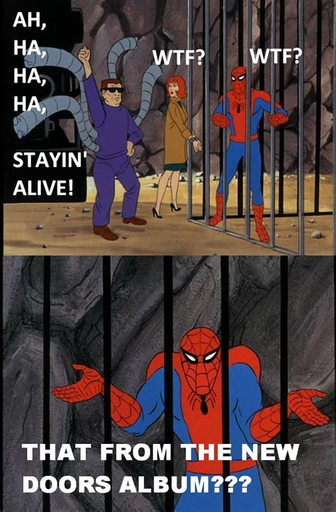 spidey 1967 60s spider man know your meme