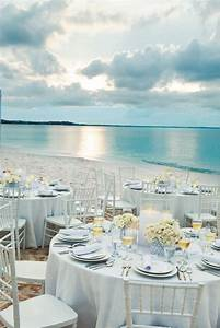 Bn wedding decor outdoor wedding receptions for Beach wedding reception ideas
