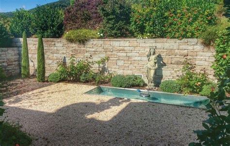 Garten Sichtschutz Gartendekorationen by Steinmauer Garten Sichtschutz Garten Sichtschutz