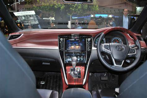 toyota harrier 2016 interior 2016 toyota harrier model 2016 toyota harrier interior