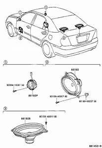 30 2004 Toyota Camry Parts Diagram