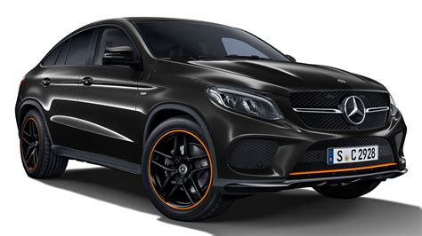 mercedes amg gle  coupe orangeart edition