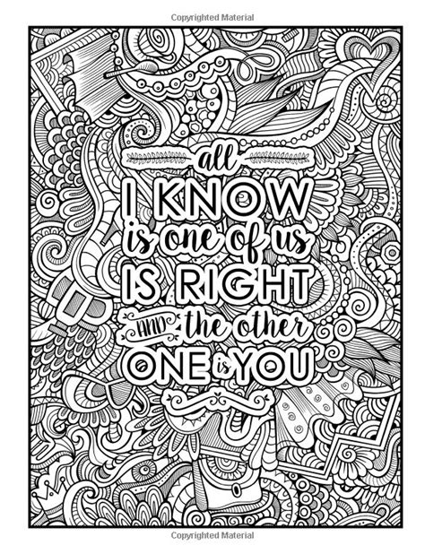 amazoncom married life  snarky adult coloring book  unique funny antistress coloring