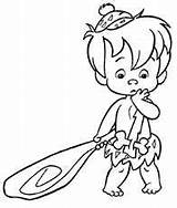 Coloring Dibujos Bam Picapiedra Pages Burglar Cat Pebbles Bamm Flintstones Web Template Para Cartoon Clipart Pintar Flintstone Flinstones Marmol sketch template