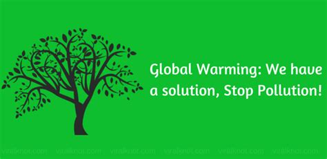 Quotes About Global Warming Awareness