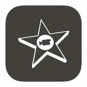 Imovie, mac, metroui icon | Icon search engine