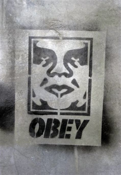 Obey Wall Art - Elitflat