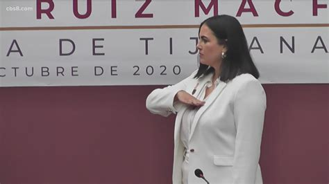 Tijuana, MX appoints its first female mayor | wfmynews2.com