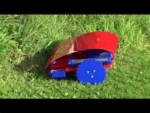Rasenmäher Roboter Test 2016 : 3d printed robotic lawn mower with arduino youtube ~ Buech-reservation.com Haus und Dekorationen