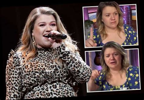 Kelly Clarkson says new album is 'personal' as she hints ...