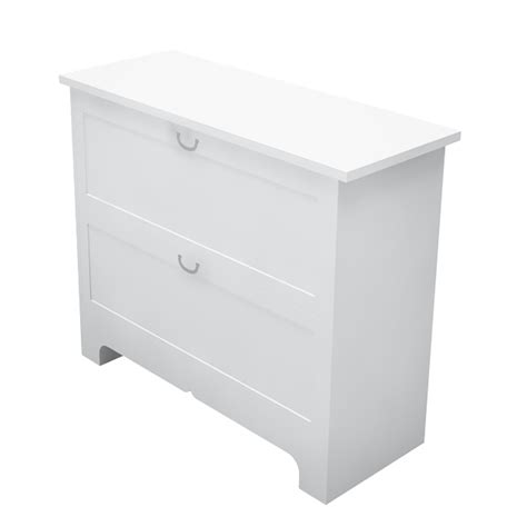 obiekt bim aspelund 2 drawer chest ikea