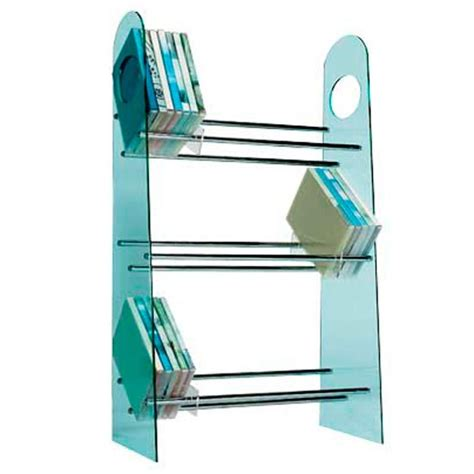 Storage Ideas Homebase by Acrylic Three Tier Cd And Dvd Storage Rack From Homebase