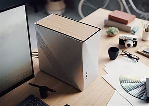 Fractal, Design, Intros, Colourful, And, Elegant, Era, Itx, Cases, -, Chassis, -, News
