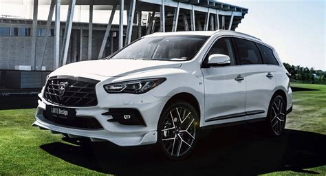 2020 Infiniti Qx60 by Larte Design S Quot Missuro Quot Is A 2020 Infiniti Qx60 With An