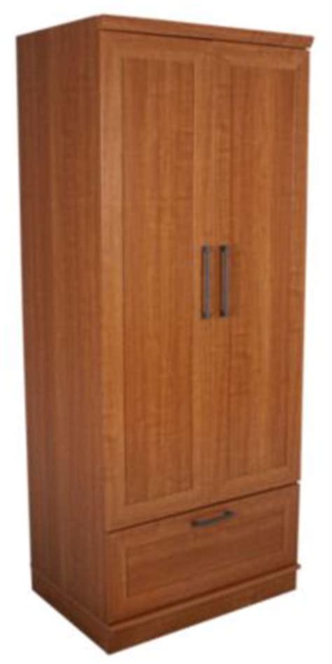 Sauder Wardrobe Storage Cabinet by Sauder Homeplus Wardrobe Storage Cabinet Homemakers