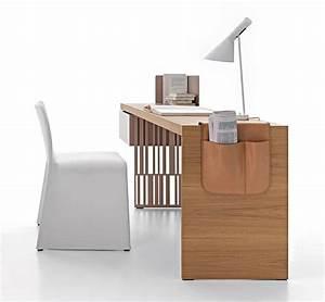 Büromöbel Aus Holz : moderne schreibtische zu hause ~ Indierocktalk.com Haus und Dekorationen