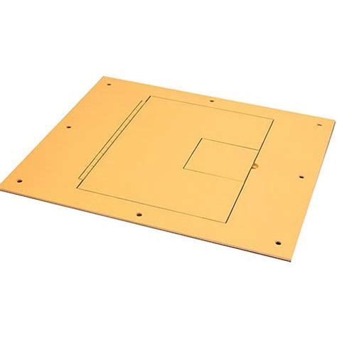 Fsr Floor Box Rating by Fsr Cover For Fl 1000 Floor Box Oak Steel Fl 1000 Oak C B H
