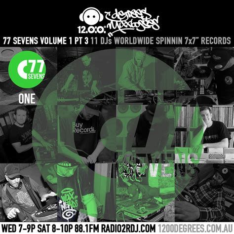 1200 Degrees Mixxbosses ep42 ft 77 sevens mix part 3