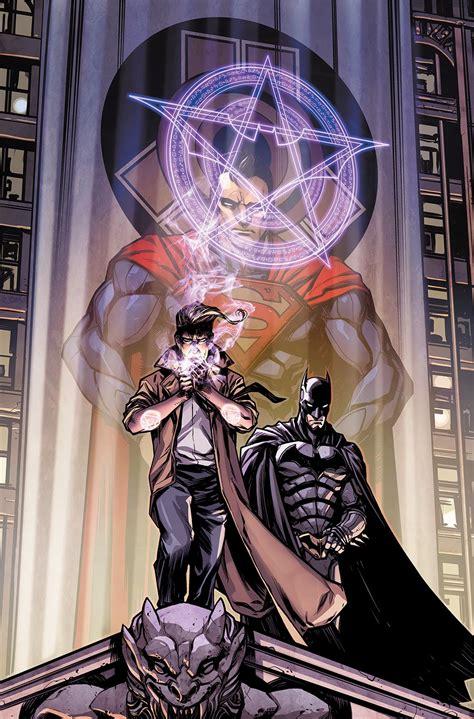 injustice constantine dc three john comic among superman gods vs comics regime batman wiki vol prequel marvel prepares its include
