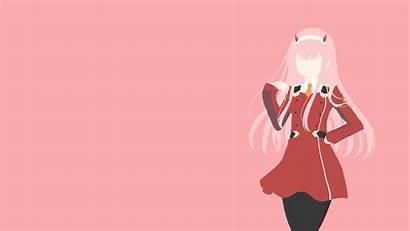 Zero Darling Franxx Anime 4k Wallpapers Ultra