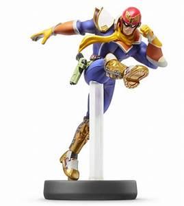Captain Falcon | Super Smash Bros. Collection | Nintendo